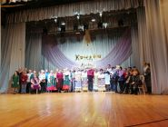 В Коряжме прошел городской фестиваль творчества «Крылья души»