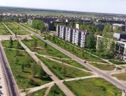 В Коряжме появился еще один парк