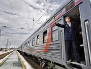 Южные поезда теперь идут только по России