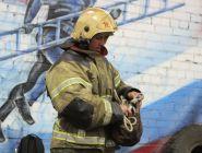 В области назвали имена лучших пожарных