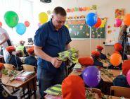 В День знаний «Илим» провел традиционную акцию «Безопасность детям»