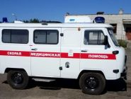 Коряжемской больнице - новый автомобиль