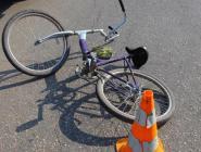 Сбили ребенка на велосипеде