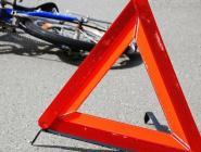 Во дворе сбили 10-летнего велосипедиста