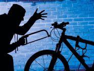Велосипеды воруют в любое время года
