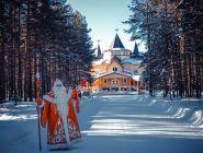Площадь Вотчины Деда Мороза увеличат в три раза